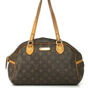 Auth Louis Vuitton Montorgueil Pm Bag #N7132V76